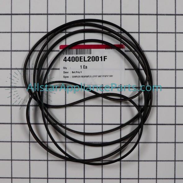 Part Number 4400EL2001F replaces  4400EL2001A,  4400EL2001C