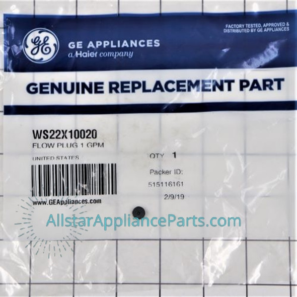 Part Number WS22X10020 replaces  WS22X10034