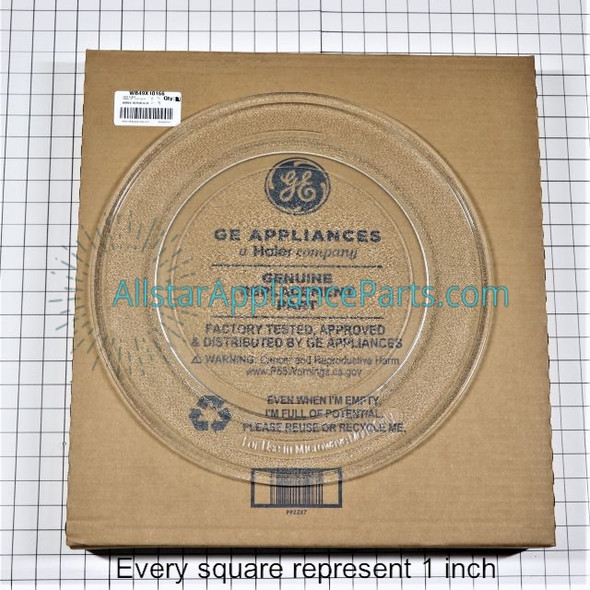 Glass Tray WB49X10166