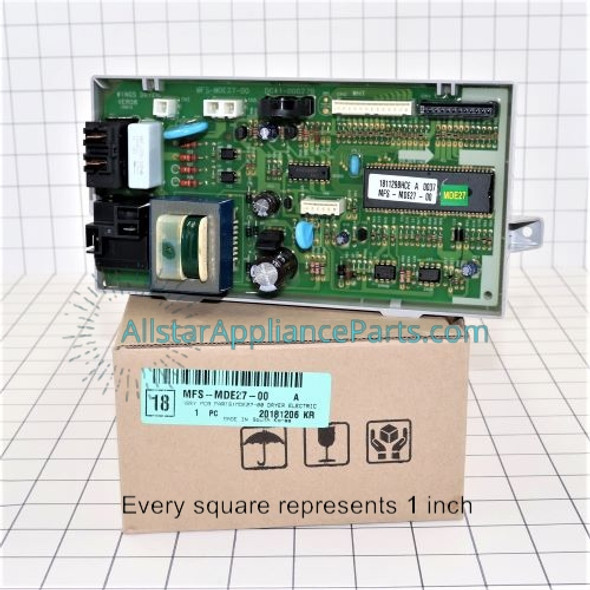 Control Board MFS-MDE27-00