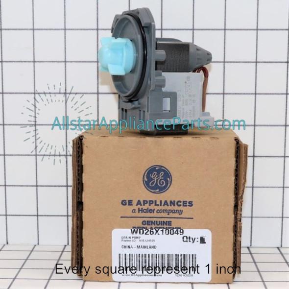 Drain Pump WD26X10049