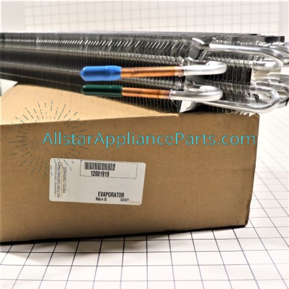 Part Number 12001919 replaces 12726402, 67001906, 67003719, 8170889