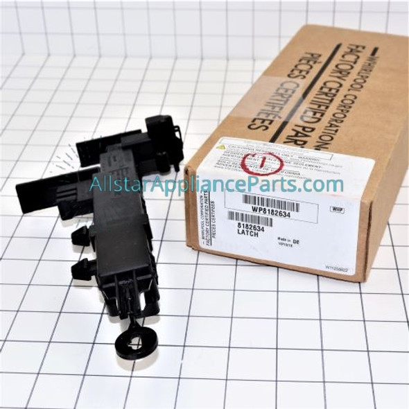 Part Number WP8182634 replaces 34001265, 8181700, 8182634, WP8182634VP
