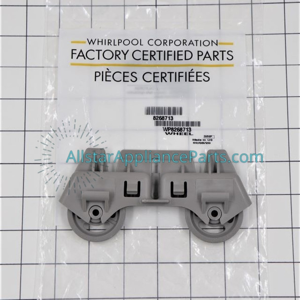 Part Number WP8268713 replaces 8268713