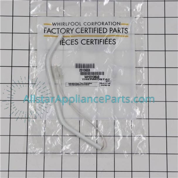 Part Number WP2313633 replaces 2313633