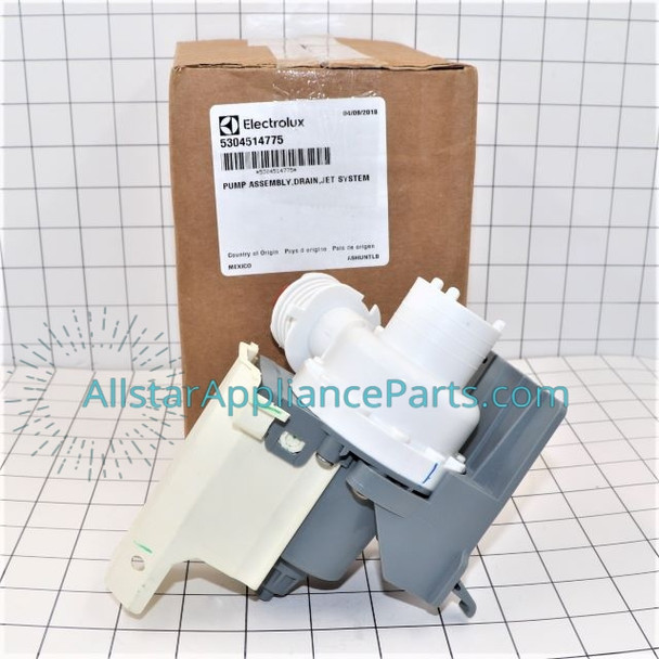 Part Number 5304514775 replaces 5304505248, 5304509619