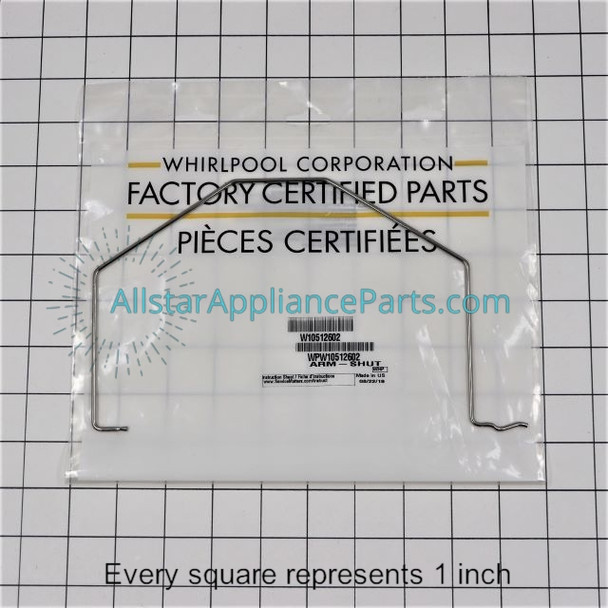 Part Number WPW10512602 replaces W10512602