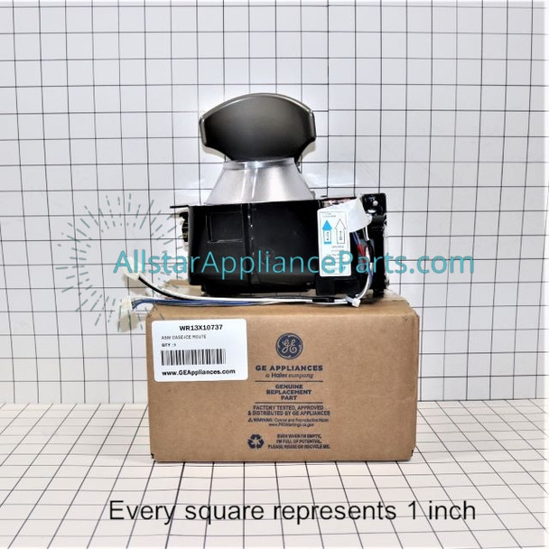 Part Number WR13X10737 replaces WR13X10807