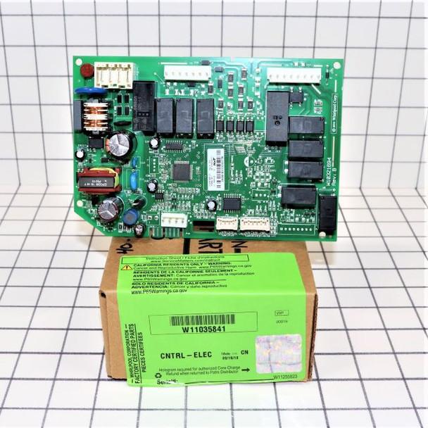 Part Number W11035841 replaces W10759661, W10887255, WPW10759661
