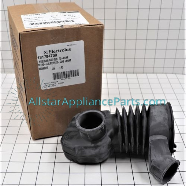 Part Number 131784700 replaces 131277400, 134044200