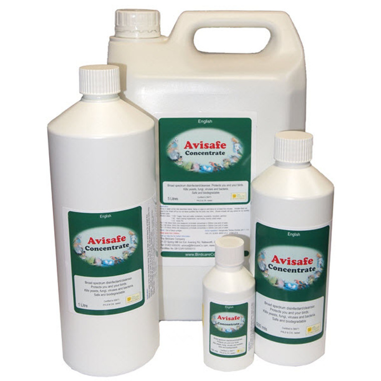 A powerful bird disinfectant DEFRA approved against avian flu.  Can be used safely for a broad range of cleaning requirements.