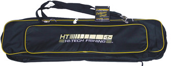 DENEVEU CREEK TACKLE TOTE 3 LARGE COMP. W/ ADJUSTABLE CARRY STRAP