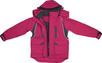 POLAR FIRE JACKET - LADIES - MODEL#14