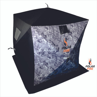 POLAR FIRE XTREME TX 2-MAN SHELTER W/POLAR TX INSULATION