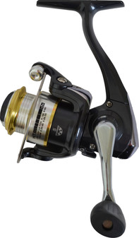 ACCUCAST WIDE ARBOR 5 BEARING ULTRALIGHT SPINNING REEL