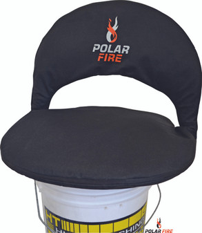 POLAR FIRE BUCKET SEAT W/BACKREST