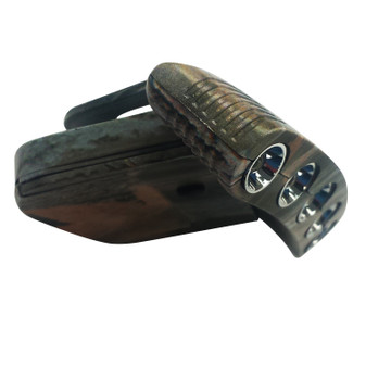 CAMO CLIP-ON 5 LED CAP LIGHT -BATTERIES INCLUDED