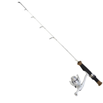 "ICEBERG COMBO 25"" LIGHT COMBO W/IBG-103 2B REEL"