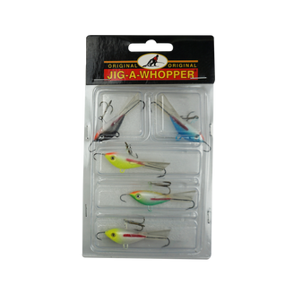 QUICK STRIKE MINNOW KIT, 5 PCS