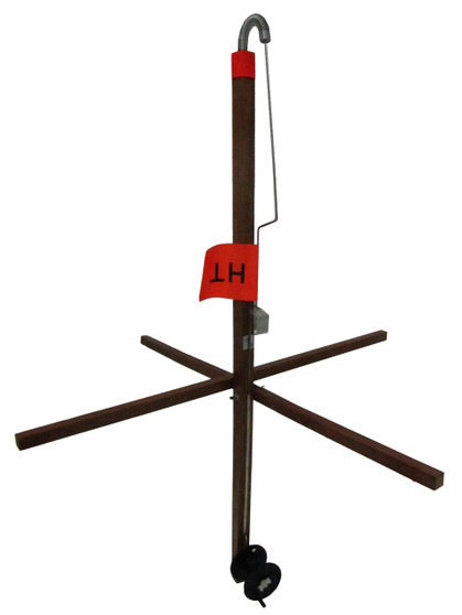 MAINE WOOD TRAP- TIP-UP W/ 500' SPOOL & DRAG SYSTEM