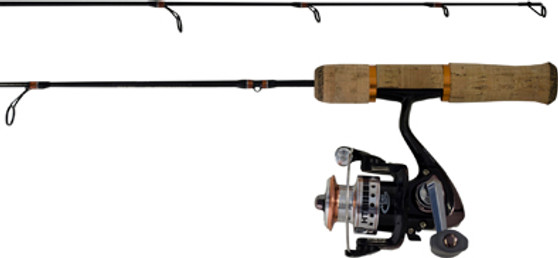 """TGO SELECTS SERIES 21"""" NOODLE ACTION W/5BEARING TGO-105A REEL"""