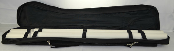 """POLAR FIRE EXTREME TACKLE TOTE-43"""" L W/EXTRA PADDING"""