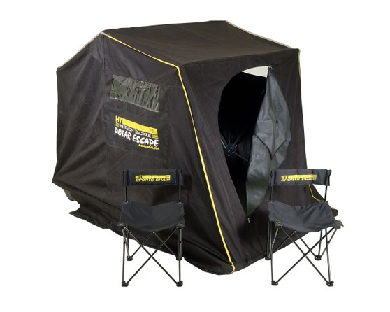 HT 2 PERSON FLIP OVER STYLE SHELTER REPLACEMENT CANVASES