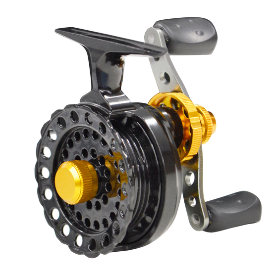 TIGHLINE PRO ICE FLY REEL