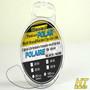 POLAR ICE LINE 40 # TEST 100 YDS. BLACK BRAIDED