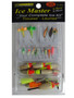 HT COMPLETE ICE MASTER LURE KIT 31 PC.
