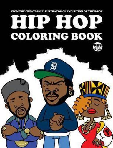 Hip Hop Coloring Book | Mark563