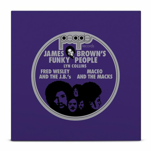 THE JAMES BROWN REVIEW - JAMES BROWN'S FUNKY PEOPLE PART 1