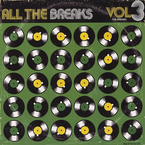 All The Breaks Vol. 3