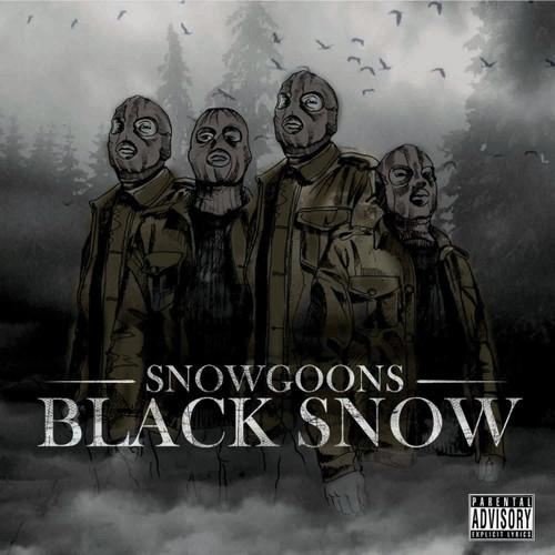 Snowgoons - Black Snow (White Vinyl 2XLP)