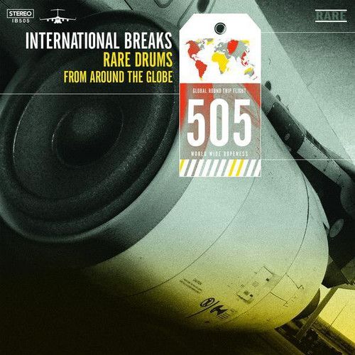 INTERNATIONAL BREAKS 505