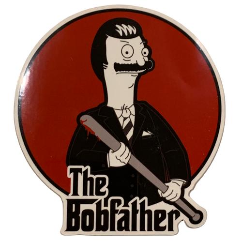 THE BOBFATHER - STICKER