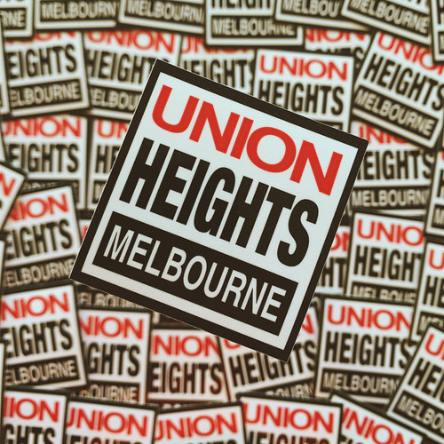 UNION HEIGHTS VISIONS STICKER