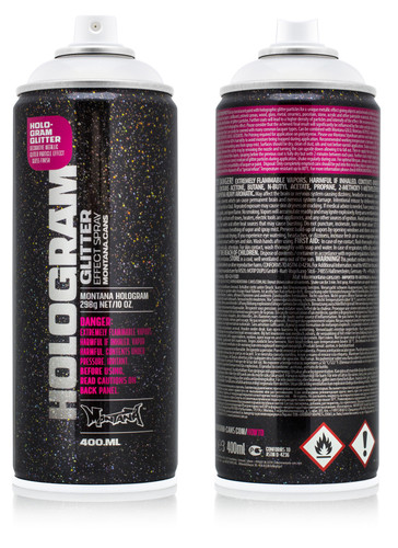 MONTANA | HOLOGRAM GLITTER [instore sales only]