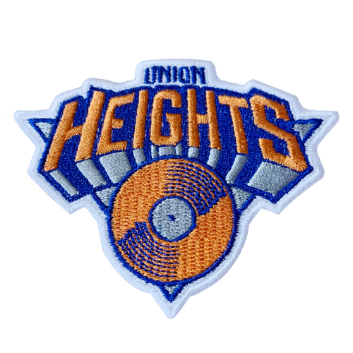 UH KNIX - EMBROIDERED PATCH