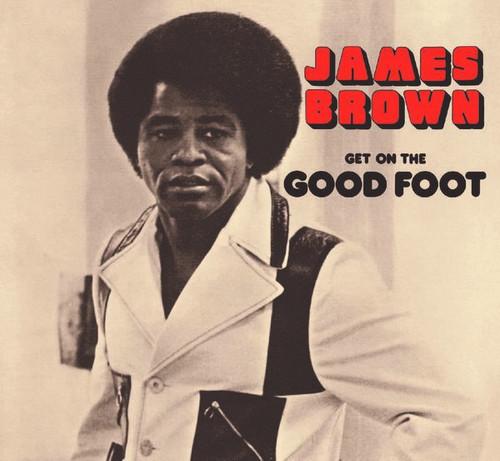 JAMES BROWN - GET ON THE GOOD FOOT (2LP)