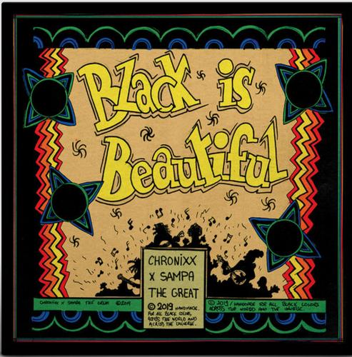 Chronixx Feat. Sampa The Great / Raiza Biza Feat. Oddisee & Zenyth - Black Is Beautiful Remix / Trouble