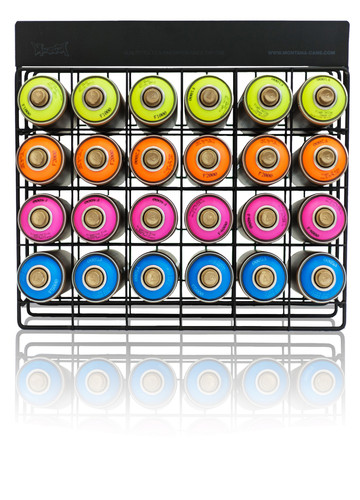 STUDIO RACK | 24 CANS [INSTORE SALES ONLY]
