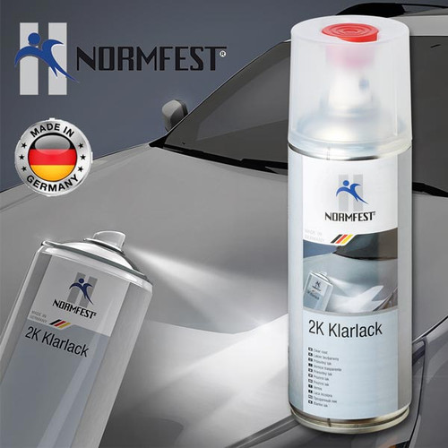 Normfest - 2K High Gloss Clearcoat [instore sales only]