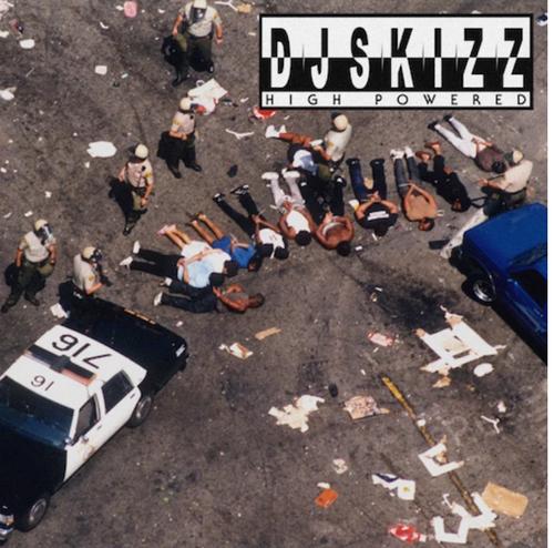 DJ SKIZZ - HIGH POWERED