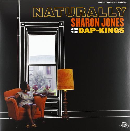 SHARON JONES & THE DAP KINGS - NATURALLY