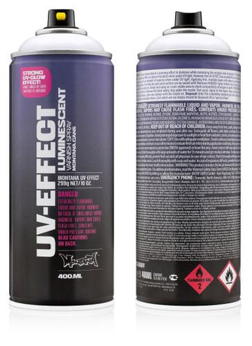 UV EFFECT TRANSPARENT [INSTORE SALES ONLY]