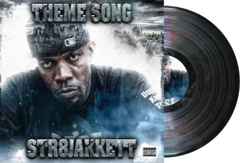 "STR8 JAKKETT - THEME SONG 7"" VINYL"