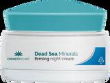 Cosmetic Plant Firming Night Cream With Dead Sea Minerals Marine Algae Coenzyme Q10 --1.69 fl.oz
