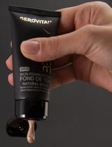 Gerovital Beauty Skin Foundation Natural Beige With Hyaluronic Acid & Vitamin E SPF10 -- 1.01 fl.oz.
