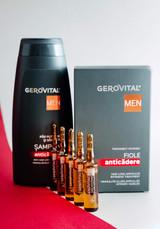 Gerovital Men Anti Hair-Loss Ampoules Intensive Treatment
